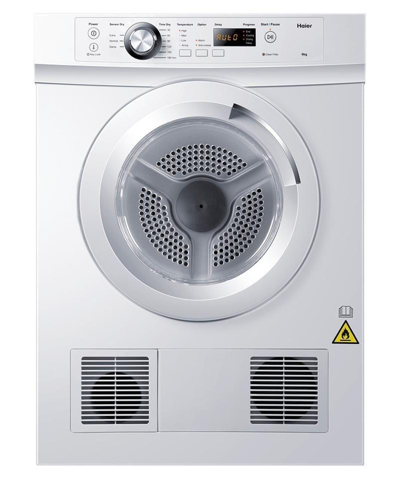 HAIER 6kg Sensor Vented Dryer (HDV60E1)