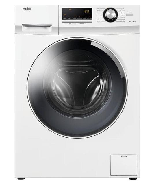 HAIER 8Kg Front Load Washer