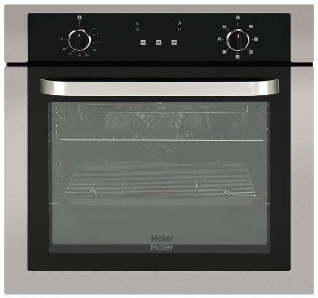 HAIER 60cm Built-In Oven w Digital Clock Manual Control (HWO60S7EX1)