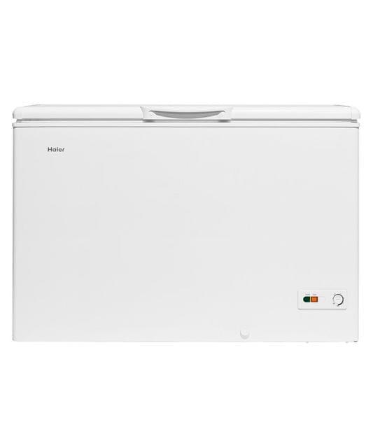 HAIER 376L Chest Freezer White 2.5 Energy