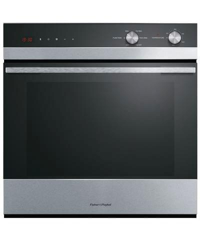 F&P 60cm Fan Forced Oven with Timer (OB60SC5LCX1)