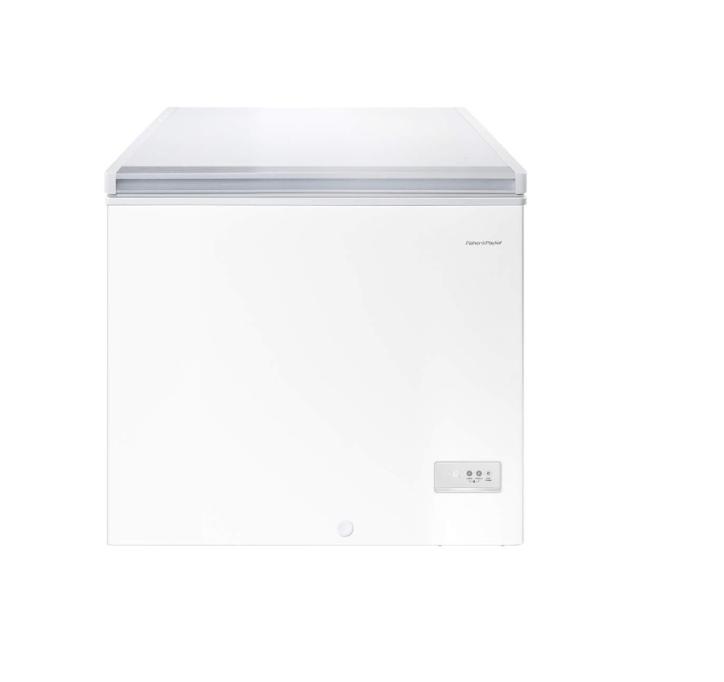 F&P 201L Chest Freezer White (RC201W1)