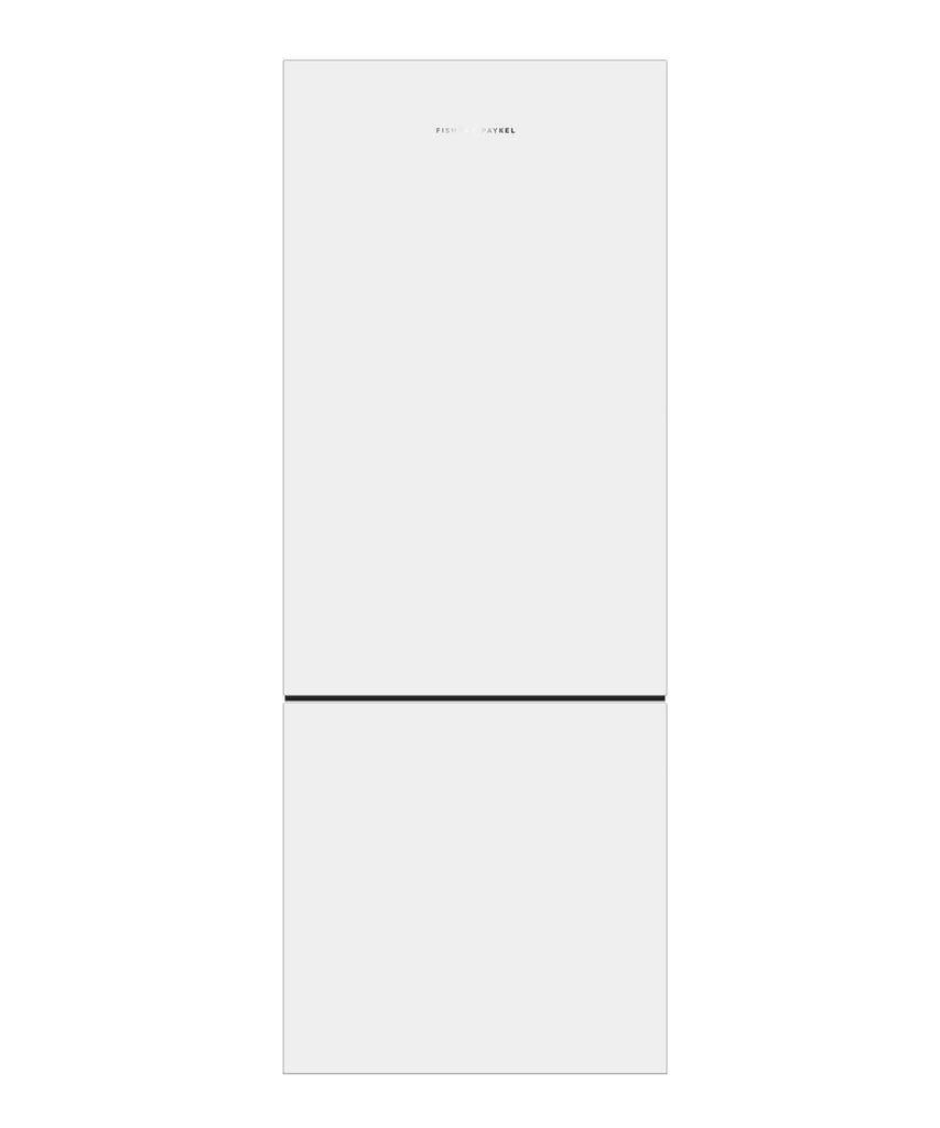 F&P 403 Litre Bottom Mount Refrigerator - Pocket Handle