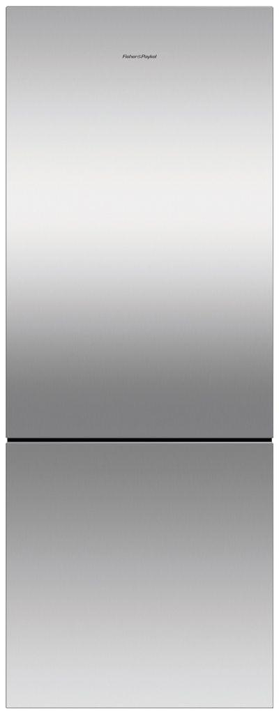 F&P 402 Litre Bottom Mount Refrigerator - LHH Pocket Ha
