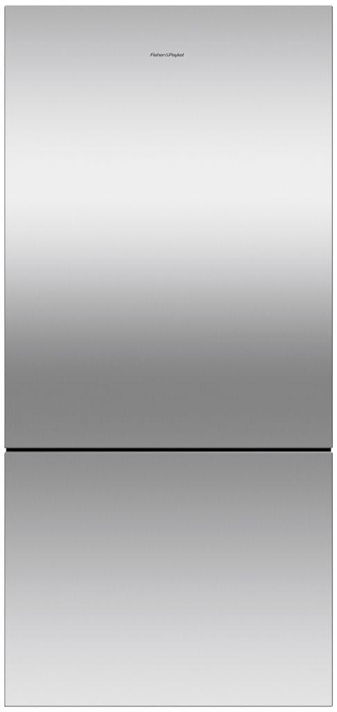 F&P 402 Litre Bottom Mount Refrigerator - RHH Pocket Ha (RF402BRYX6)