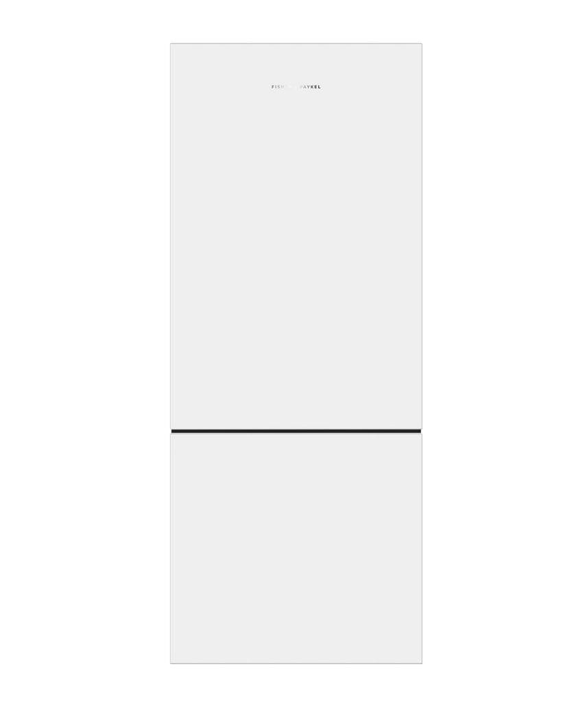 F&P 442 Litre Bottom Mount Refrigerator - Concealed Han (RF442BLPW6)