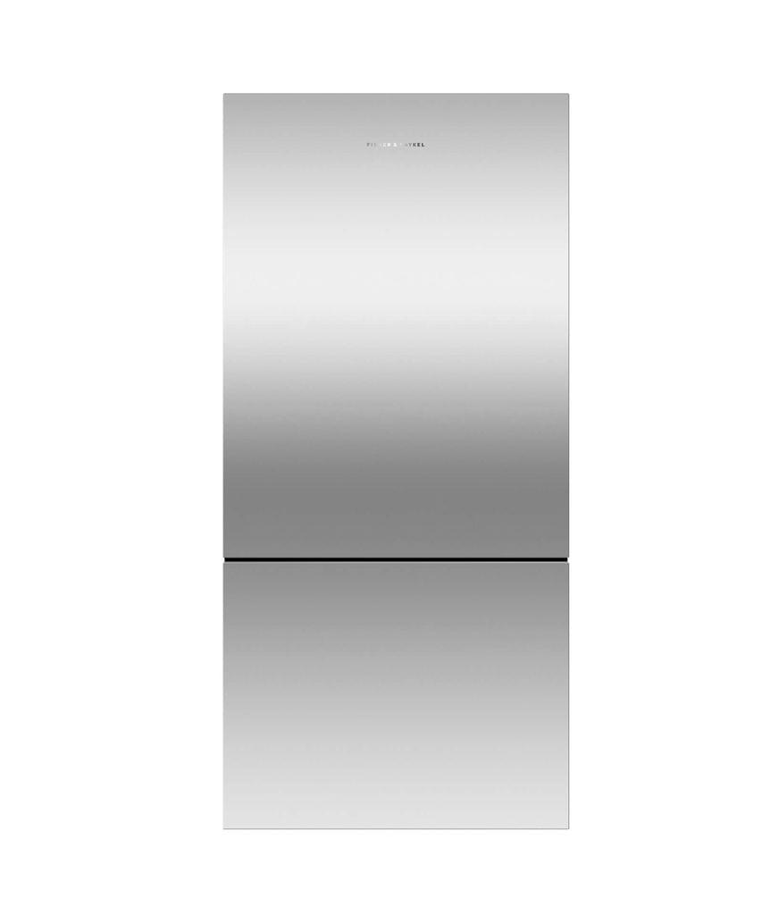 F&P 519 Litre Bottom Mount Refrigerator Concealed LH (RF522BLPX6)