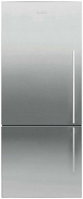 F&P 442L Bottom Mount Fridge (E442BLXFDJ5)