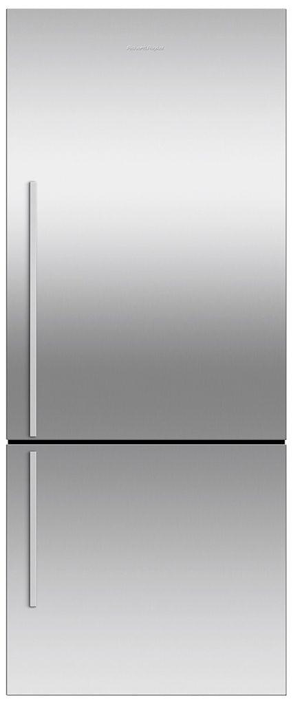 F&P 442L Designer Flat Door B/Mount Fridge RHH Ice Only (E442BRXFDJ5)