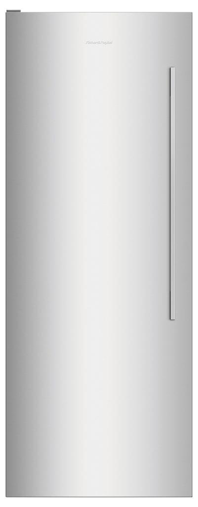 F&P 388ltr Designer Flat Door S/S Freezer LH Hinge (E388LXFD1)