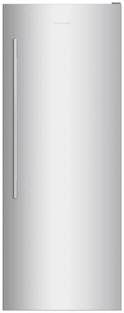 F&P 388L Designer Flat Door Freezer RHH (E388RXFD1)