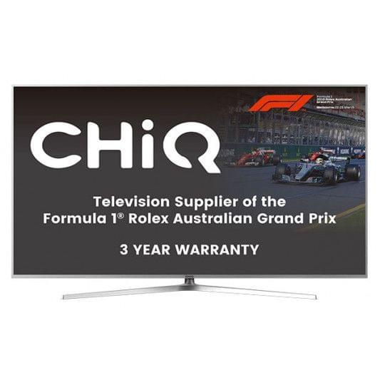 "CHANGHONG CHiQ - 58"" 4K Ultra HD LED Smart TV U58E7"