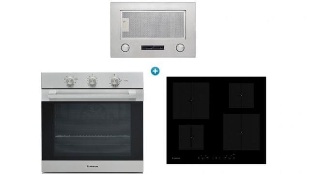 ARISTON 60cm Induction Cooktop 4 Zone Touch Control