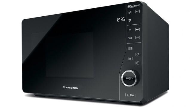 ARISTON 30L Combination Microwave w/ 1000W Grill Black