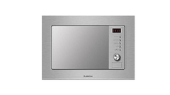ARISTON 20L Inbuilt Microwave with Grill with Trimkit St/St