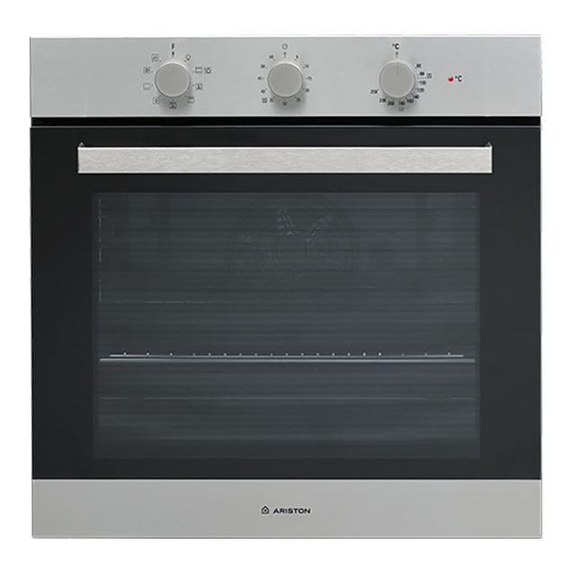 ARISTON 60cm Multi Function Oven- 10 Functions (FA3834HIX)
