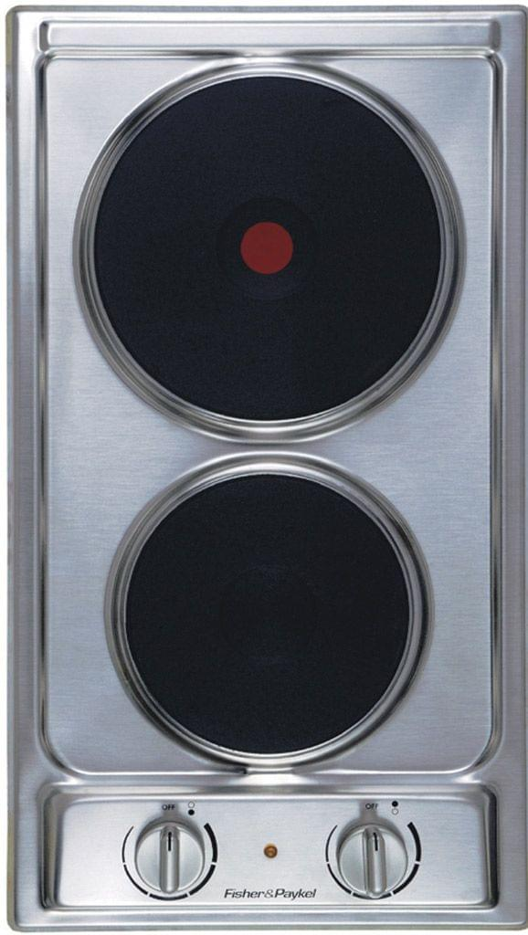 F&P 30cm 2 Ego Plate Electric Cooktop (CE302CPX1)