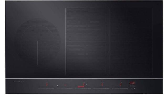 F&P 90cm 5 Zone Induction Cooktop
