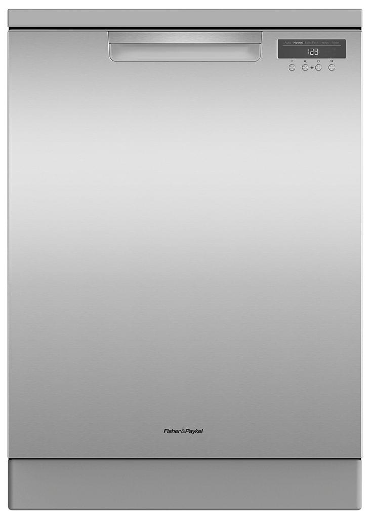 F&P 60cm Freestanding Dishwasher 14 Place Settings (DW60FC1X1)