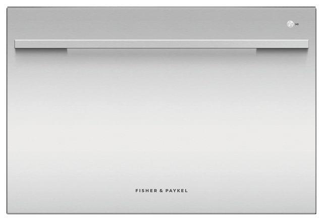 F&P 60cm Single DishDrawer 7 Place Settings S/S (DD60SDFX9)