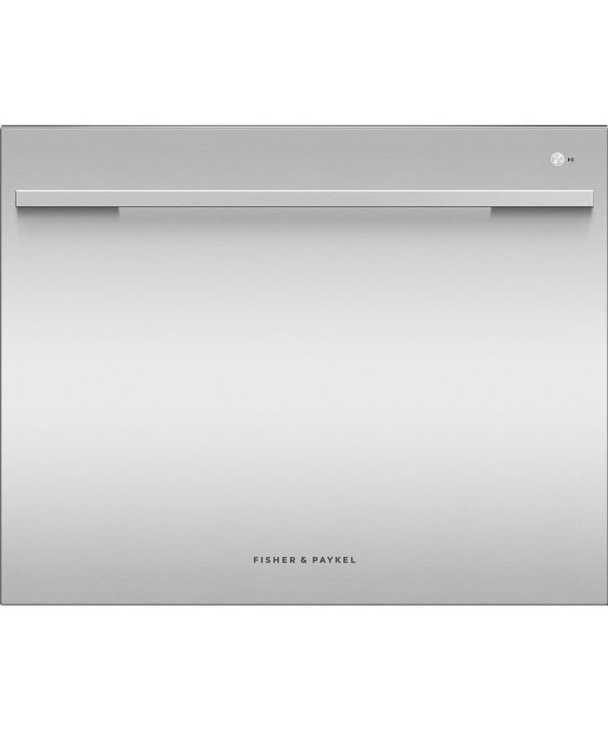 F&P 60cm Single Tall Designer DishDrawer S/S (DD60SDFTX9)