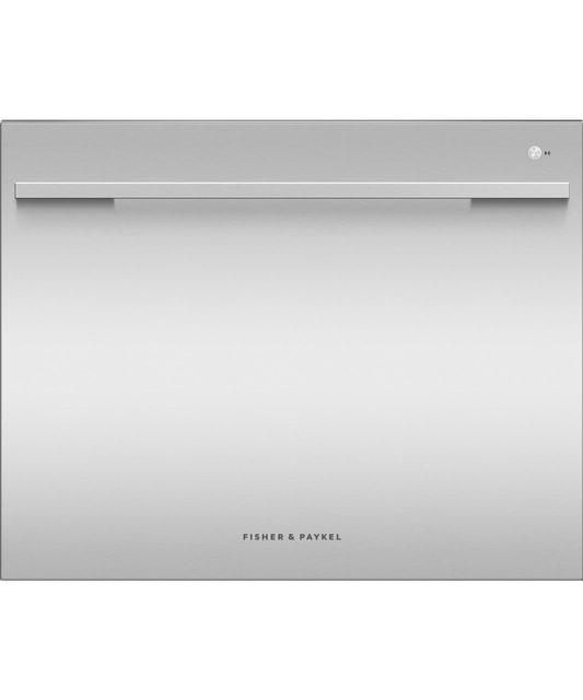 F&P 60cm Single Tall Designer DishDrawer S/S (DD60SDFTX9)