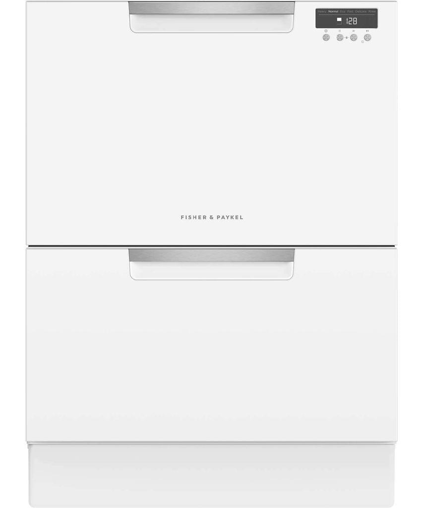 F&P 60cm Double DishDrawer Dishwasher (DD60DAW9)