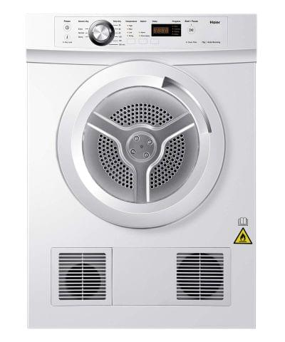 Haier 7Kg Front Load Sensor Vented Dryer