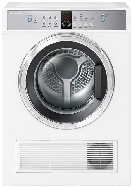 F&P 5Kg Front or Rear Vented Electronic Sensor Dryer (DE5060G1)