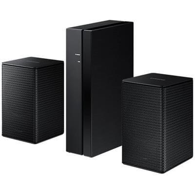 Samsung M Series Wireless Rear Speaker Kit - Black (SWA-8500S/XY)