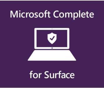 Microsoft� COMPLETE FOR BUS 2 YR ON 2YR MFG WT SC Warranty b Australia 1 License AUD Surface Pro