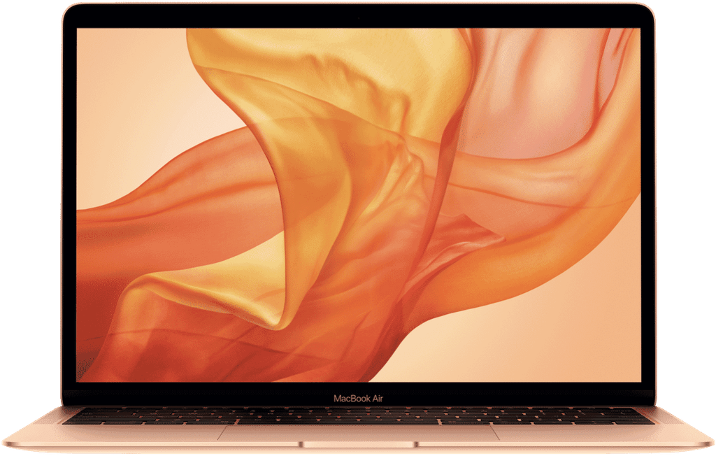 Apple MACBOOK AIR 13-INCH GOLD/1.6GHZ/8GB/256GB (MVFN2X/A)