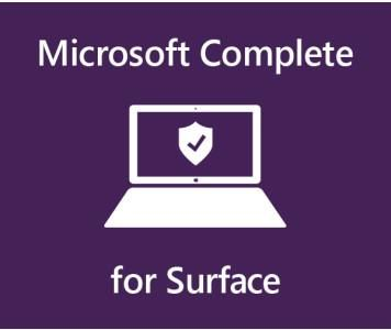 Microsoft Surface Go - Complete for Business Plus (2 Years) / Accidental Damage Protection / Next Business Day Replacement / Advanced Exchange / 2 Claims (No Excess) (9A9-00093)