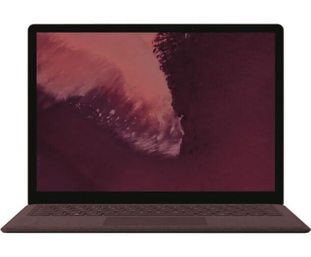 Microsoft Surface Srfc Laptop2 i7/16/512 COMM SC English BURGUNDY Australia/New Zealand 1 License