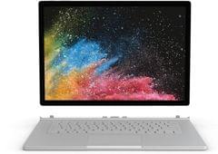 Microsoft Surface Book 2 for Business / 13.5 Inch / Intel Core i5-8350U dual-core / 8GB RAM / Intel HD Graphics 620 iGPU / 256GB SSD / Windows 10 Pro (PGV-00009)