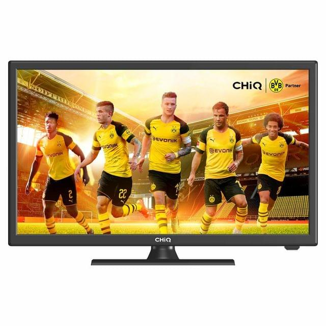 "CHANGHONG 23.6"" LED HD DVD Combo /12V DC (L24H4)"