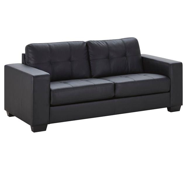 3 Seater Sofa Tivoli   Ebony