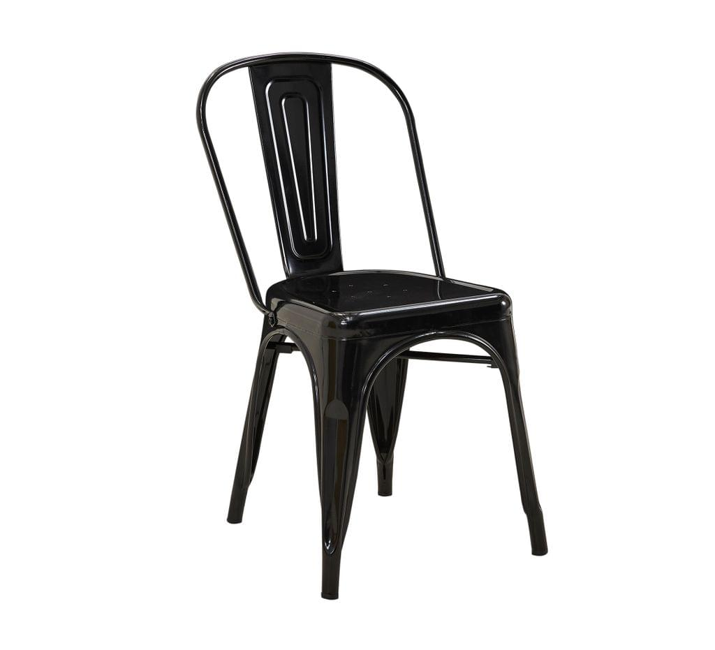Replica Tolix Chairs Black