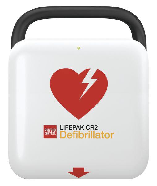 LIFEPACK CR2 ESSENTIAL DEFIBRILLATOR