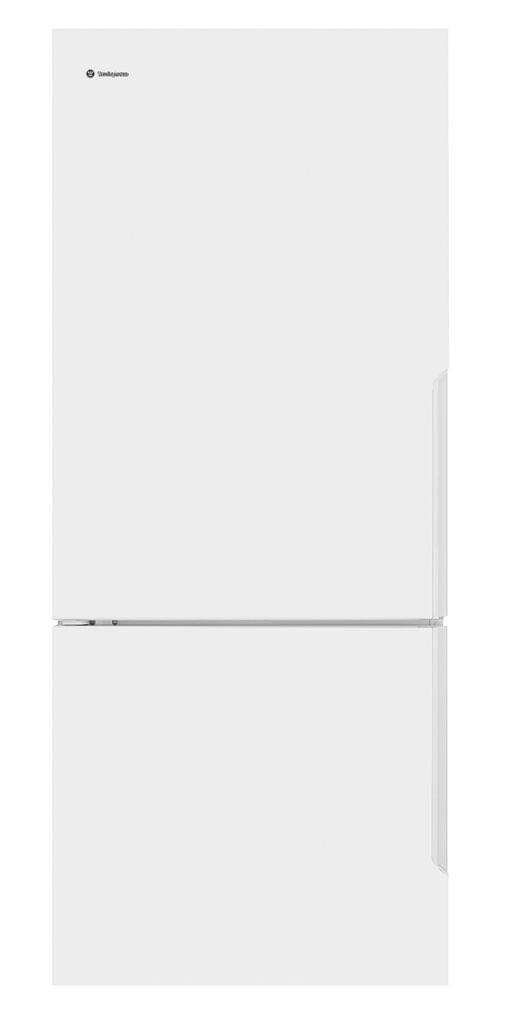Westinghouse 453L Bottom Mount Refrigerator 4.5*E LHH White
