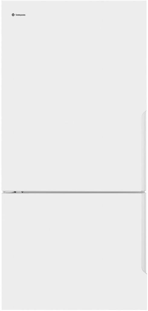 Westinghouse 528L Bottom Mount Refrigerator 4.5*E LHH Wht