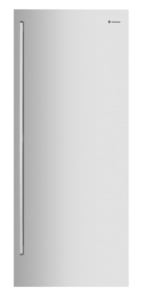 Westinghouse 425L Vertical Freezer 3.5*Energy RHH S/S