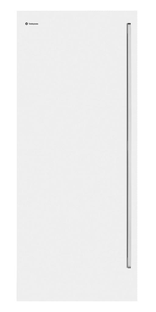 Westinghouse 425L Vertical Freezer White LHH