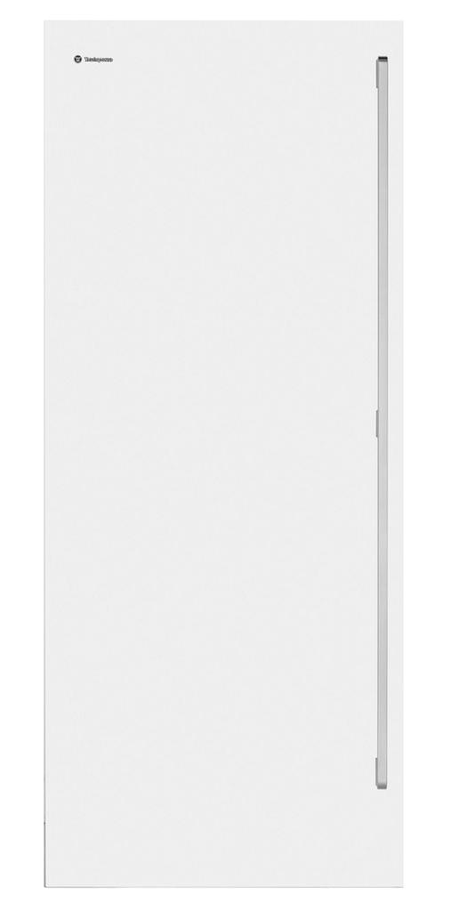 Westinghouse 501L Single Door All Fridge White LHH