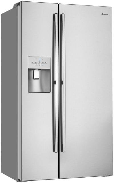 Westinghouse 610 Litre Side by Side Refrigerator Ice & Water