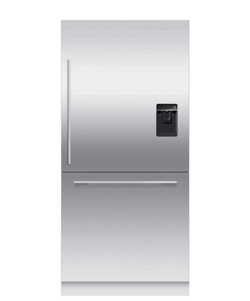 Fisher &Paykel 525L ActiveSmart Bottom Mount Fridge Ice Water