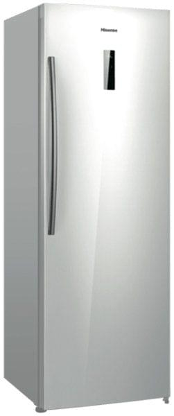 Hisense 355L Single Door Fridge - S/S