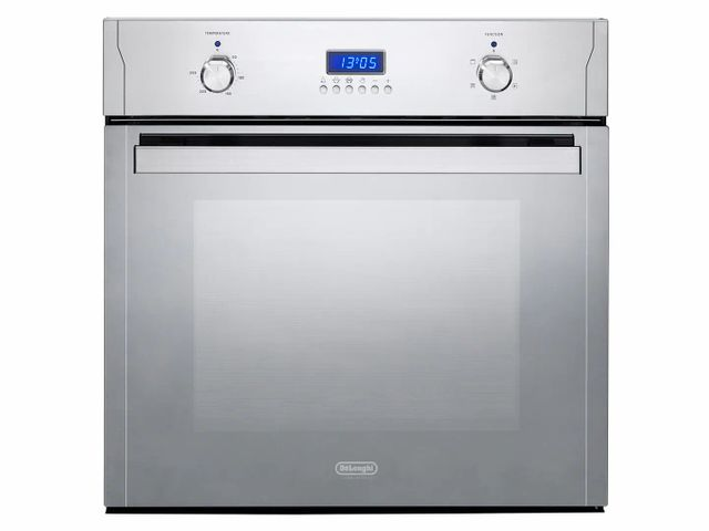 DeLonghi 60cm 4 Function Commercial MKA Oven w Clock