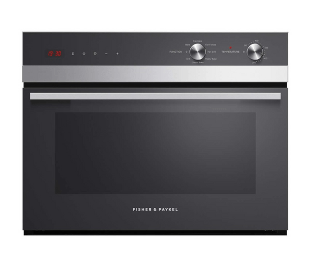 Fisher &Paykel 60cm Compact Oven 7 Function Fan Forced