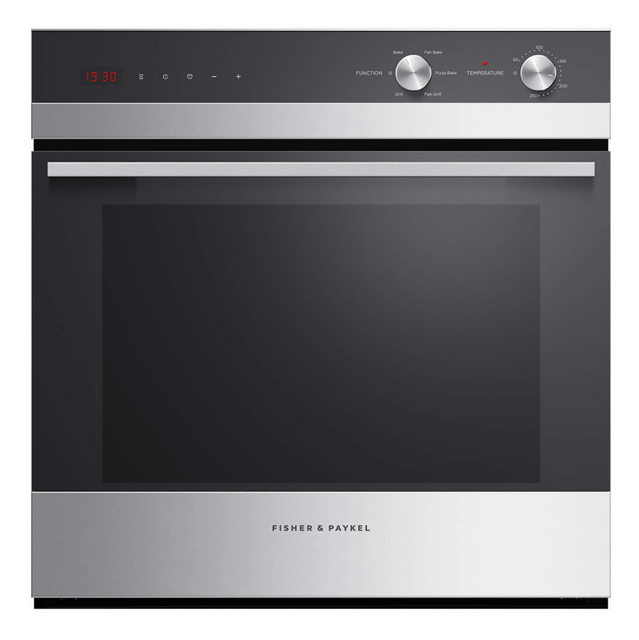 Fisher &Paykel 60cm Built-In Oven 5 Functions